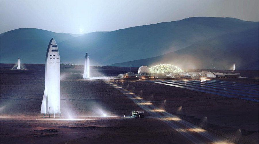 SpaceX Space X Elon Musk plans to let you travel anywhere on Earth in under 60 minutes