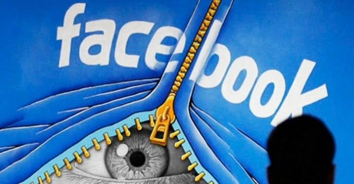 facebook apps tracking gathering receiving transmitting data even logged out no account
