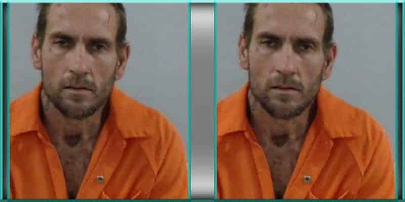 38 year old Donald Watts Columbia County Sheriff's Office Florida
