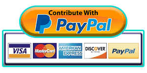 The AEGIS Alliance PayPal Contributions