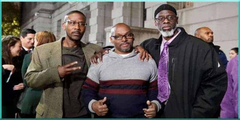 Alfred Chestnut Andrew Stewart Ransom Watkins freed free from prison wrongful conviction