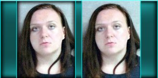 Amber Vannatter Delaware County Indiana charged with for burning a baby