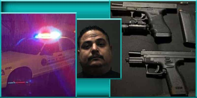 Avelardo Estavillo Rancho Cucamonga California impersonating impersonated police officer