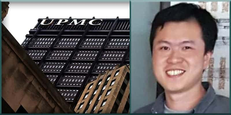 University of Pittsburgh Medical Center headquarters researcher scientist Bing Liu murdered killed