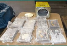 Europes largest ever cocaine bust worth billions in street value