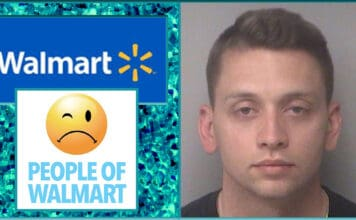 Florida cop charged with attempted Walmart shopping fraud is fired