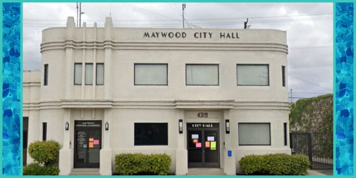 Former Maywood California Mayor and others charged in widespread bribery and corruption probe