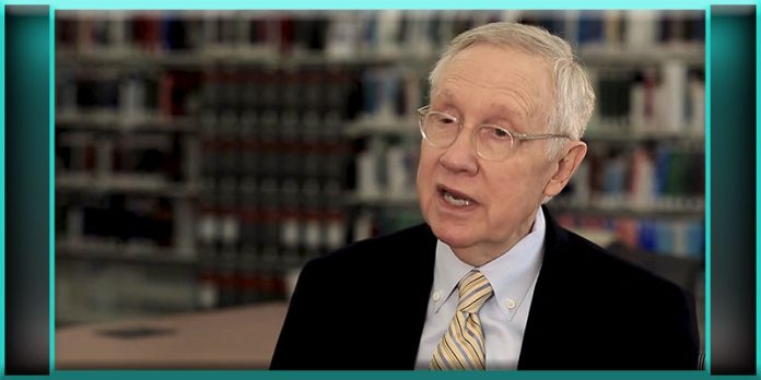 Former Senate Majority Leader Harry Reid confirms federal government has been hiding covering up UFO UFO's for years