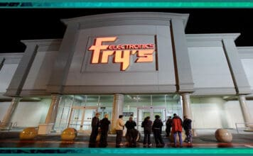 Frys Electronics announces it is permanently shutting down operations
