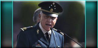 General Salvador Cienfuegos former Mexico secretary of Defense from 2012 to 2018