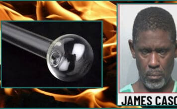 Iowa man arrested for stabbing woman setting motel room on fire while on meth