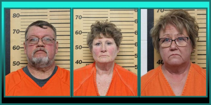 Mayor police chief and clerk of Iowa city charged with felonies crimes