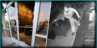 Restaurant offers man a job instead of pressing charges after business vandalized