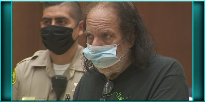 Ron Jeremy in court for sex abuse sexual assault