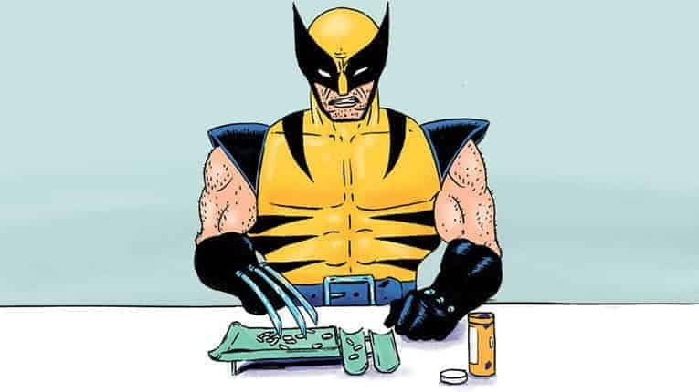 Wolverine big pharma pills medication