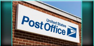 USPS united states post office PA Pennsylvania employee worker who threw out mail was a QAnon supporter follower of Q Anon