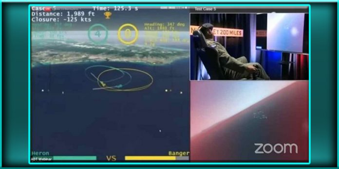 AI vs human pilot dogfight artificial intelligence wins defeats all 5 times in simulation