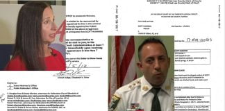 Lee County Florida Carmine Marceno Amira Fox forgery coverup cover up