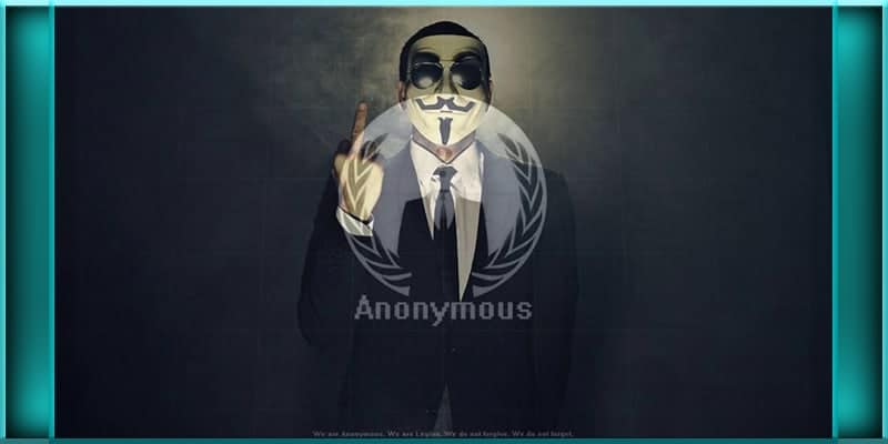 Anonymous we are legion do not forgive forget expect us The Anonymous Party
