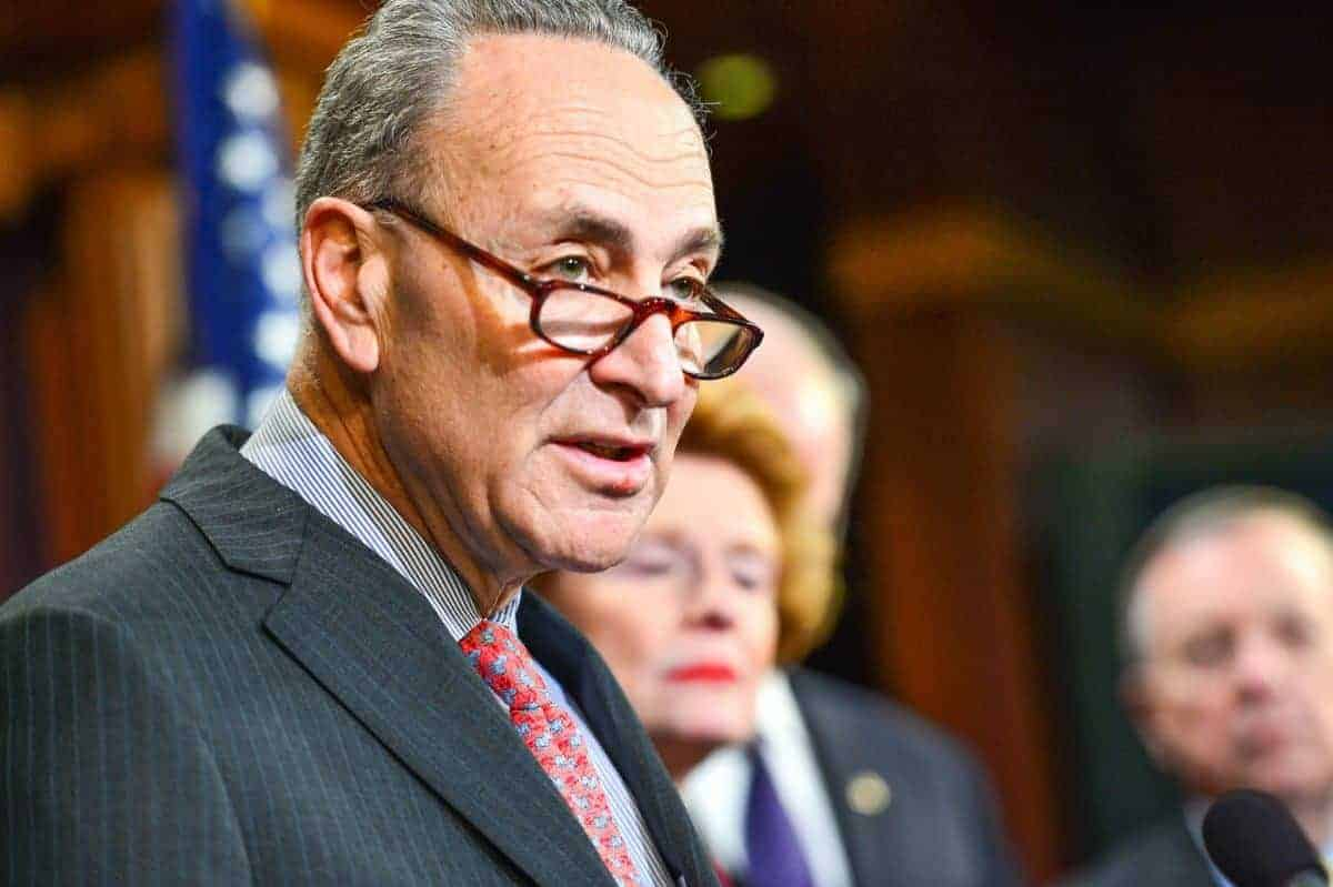 Chuck Schumer democrat senate US