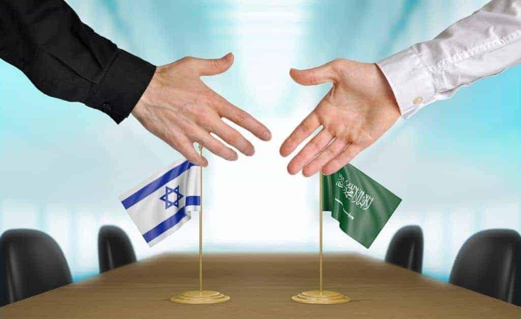 Israel Saudi Arabia war on terror together as allies
