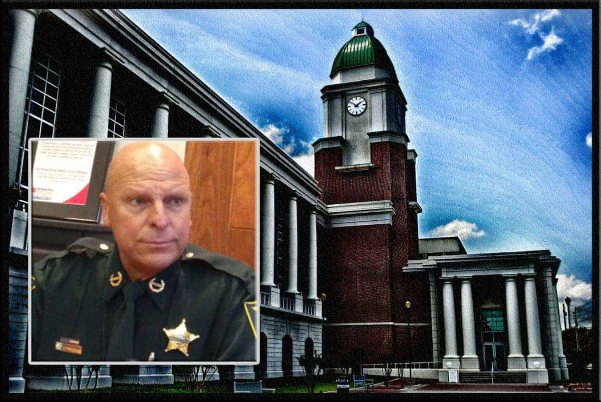 Brevard courthouse Florida Lee County Sheriff Mike Scott