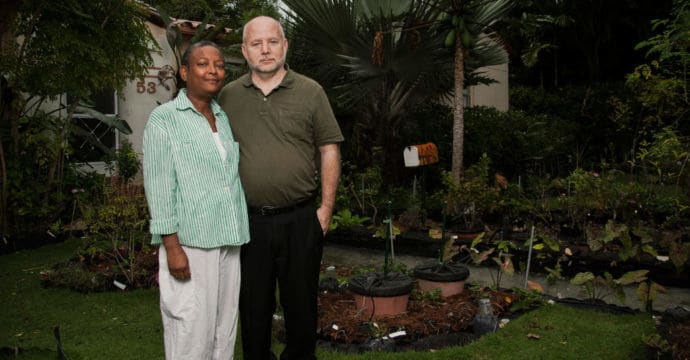 florida court rules ruled couple not allowed to grow vegetables in their own front yard