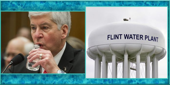 former governor rick snyder michigan officials to be charged flint water crisis
