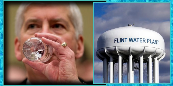 former michigan governor rick snyder charged in flint water crisis neglect