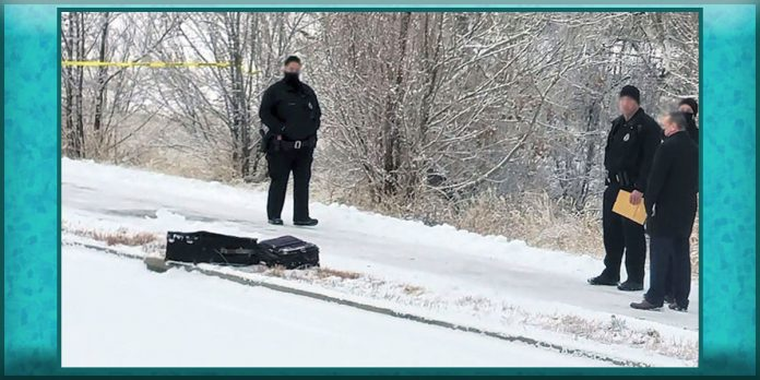 human remains discovered in suitcases Denver Colorado Mar Lee neighborhood