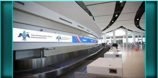 Louis Armstrong International Airport New Orleans Louisiana