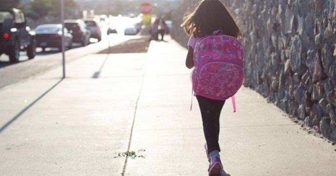 mother charges put putting recorder daughter's backpack stop bully bullying bullies