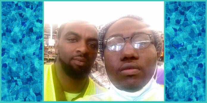sanitation workers rescue 10 year old kidnapped girl Louisiana