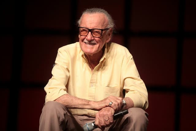 Stan Lee died dies passed passes away age aged 95 years old 2018