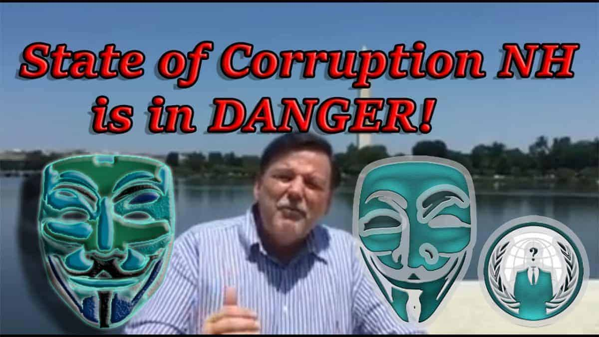state of corruption NH is was in danger