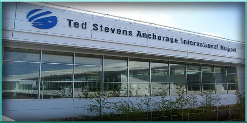 Ted Stevens Anchorage International Airport Alaska